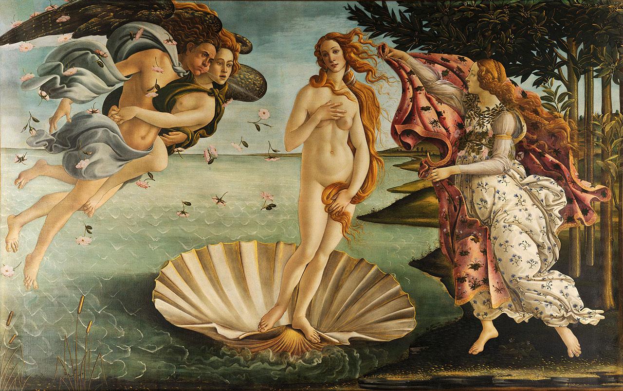 The Birth of Venus (Botticelli)